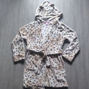{Justice} Girls Hooded Robe